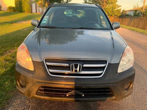 2005 Honda CR-V for sale at Luxury Cars Xchange in Lockport IL