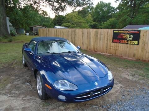 2001 Jaguar XK-Series for sale at Hot Deals Auto LLC in Rock Hill SC