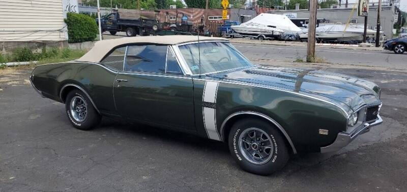 1968 Oldsmobile 442 for sale in Manchester, NH