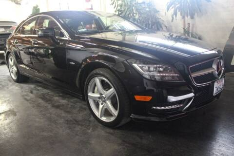 2012 Mercedes-Benz CLS for sale at United Automotive Network in Los Angeles CA