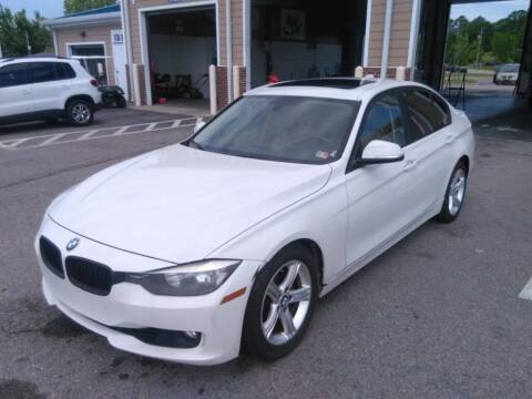 2012 BMW 3 Series for sale at Smart Chevrolet in Madison NC