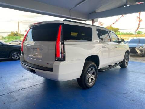 2017 Chevrolet Suburban for sale at ELITE AUTO WORLD in Fort Lauderdale FL