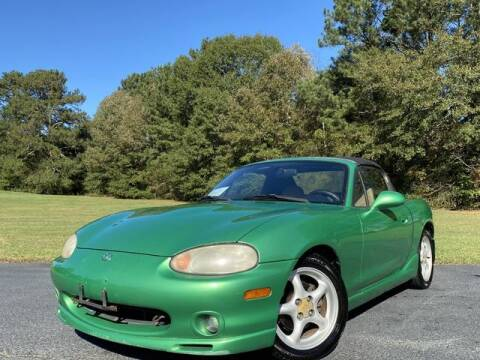 2000 Mazda MX-5 Miata for sale at Global Pre-Owned in Fayetteville GA