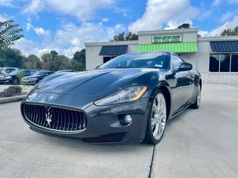 2010 Maserati GranTurismo for sale at Cross Motor Group in Rock Hill SC