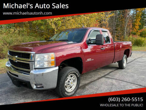 2009 Chevrolet Silverado 2500HD for sale at Michael's Auto Sales in Derry NH