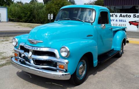 1954 Chevrolet 3100 for sale at Pat's Auto Sales in Pilot Point TX