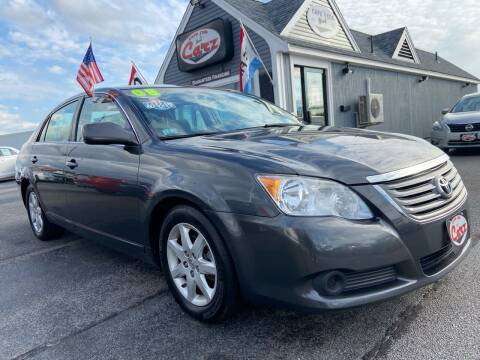 2008 Toyota Avalon for sale at Cape Cod Carz in Hyannis MA