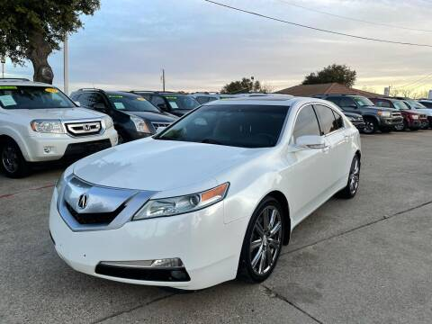 2009 Acura TL for sale at CityWide Motors in Garland TX
