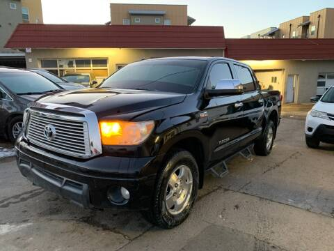 2012 Toyota Tundra for sale at STS Automotive in Denver CO