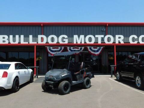 2021 n/a GOLF CART for sale at Bulldog Motor Company in Borger TX