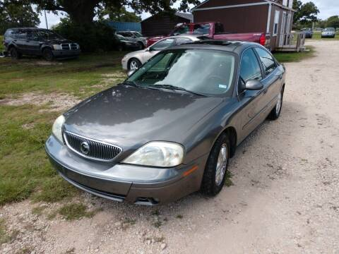 2005 Mercury Sable for sale at Knight Motor Company in Bryan TX
