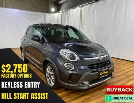 2014 FIAT 500L for sale at Car Vision Buying Center in Norristown PA
