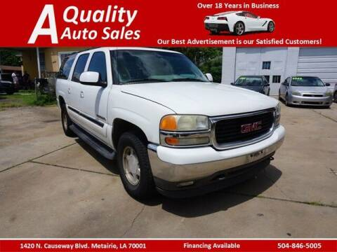2006 GMC Yukon XL for sale at A Quality Auto Sales in Metairie LA