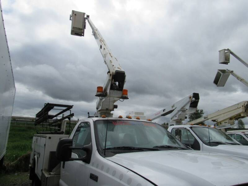 2000 Ford F-450 Super Duty Bucket Truck - Algona WA