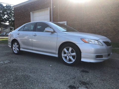 2007 Toyota Camry for sale at Jim's Hometown Auto Sales LLC in Byesville OH