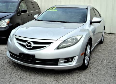 2012 Mazda MAZDA6 for sale at DESERT AUTO TRADER in Las Vegas NV