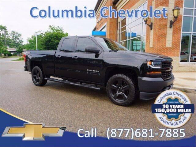 2017 Chevrolet Silverado 1500 for sale in Cincinnati, OH