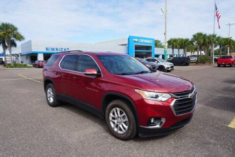 2019 Chevrolet Traverse for sale at WinWithCraig.com in Jacksonville FL