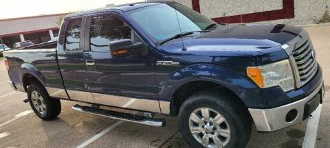 2010 Ford F-150 for sale at DFW AUTO FINANCING LLC in Dallas TX