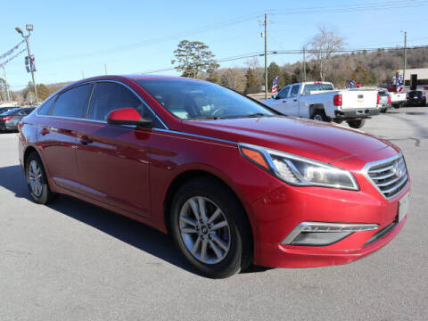 2015 Hyundai Sonata for sale at Viles Automotive in Knoxville TN