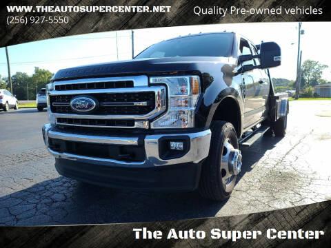 2021 Ford F-350 Super Duty for sale at The Auto Super Center in Centre AL