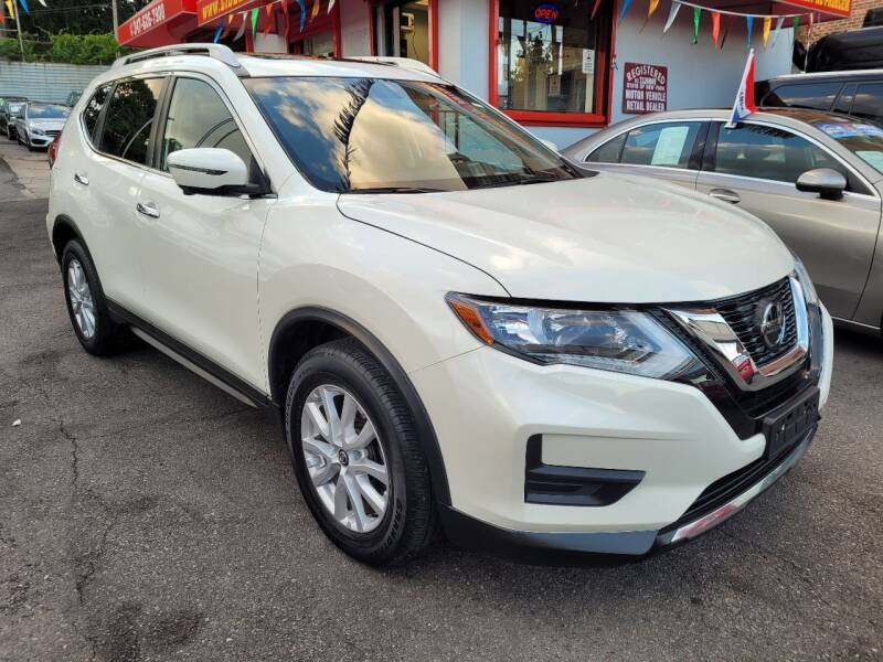 2018 Nissan Rogue for sale at LIBERTY AUTOLAND INC - LIBERTY AUTOLAND II INC in Queens Villiage NY