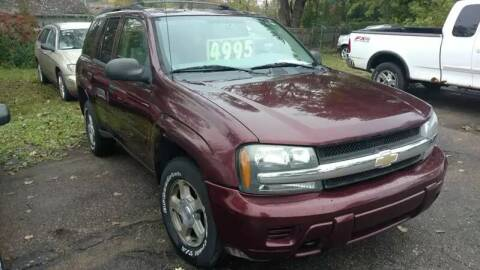 2006 Chevrolet TrailBlazer for sale at Superior Motors in Mount Morris MI