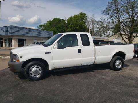 2004 Ford F-350 Super Duty for sale at COLONIAL AUTO SALES in North Lima OH