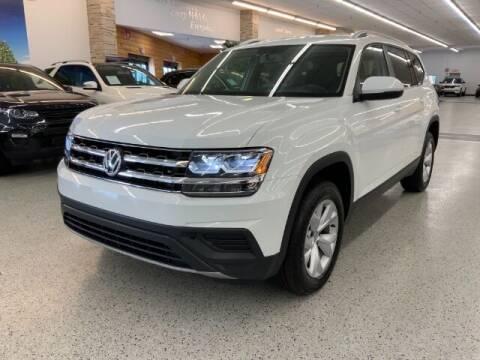 2018 Volkswagen Atlas for sale at Dixie Motors in Fairfield OH