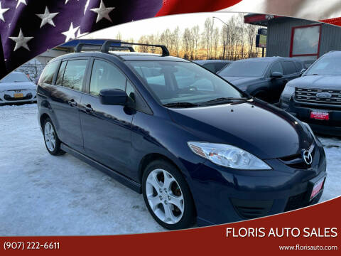 2010 Mazda MAZDA5 for sale at FLORIS AUTO SALES in Anchorage AK