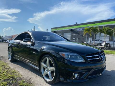 2008 Mercedes-Benz CL-Class for sale at GCR MOTORSPORTS in Hollywood FL