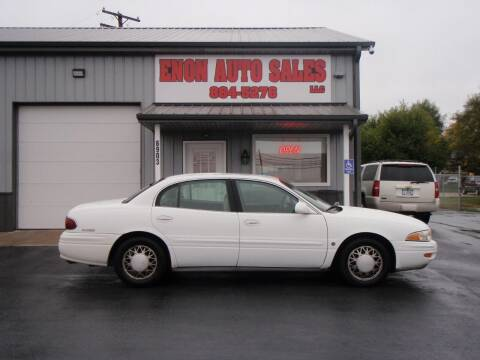 2000 Buick LeSabre for sale at ENON AUTO SALES in Enon OH