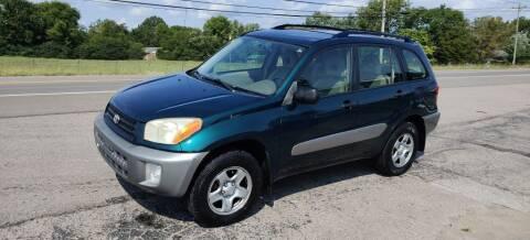 2003 Toyota RAV4 for sale at 369 Auto Sales LLC in Murfreesboro TN