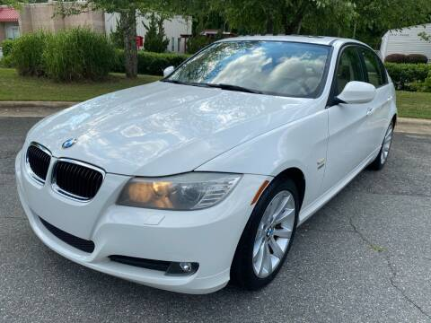 2011 BMW 3 Series for sale at Triangle Motors Inc in Raleigh NC