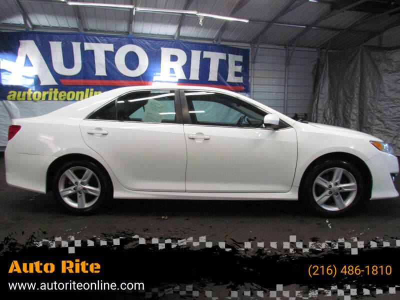 2014 Toyota Camry for sale at Auto Rite in Cleveland OH