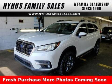 2019 Subaru Ascent for sale at Nyhus Family Sales in Perham MN