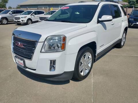 2012 GMC Terrain for sale at Triangle Auto Sales in Omaha NE