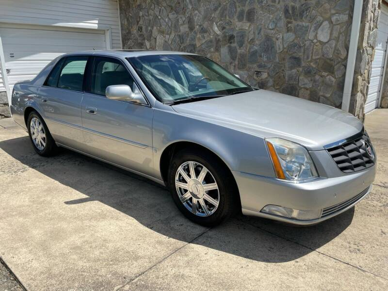 2007 Cadillac DTS for sale at Jack Hedrick Auto Sales Inc in Madison NC