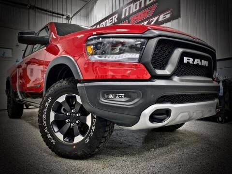 2020 RAM Ram Pickup 1500 for sale at Carder Motors Inc in Bridgeport WV