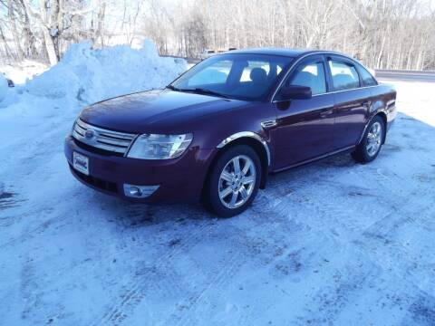2008 Ford Taurus for sale at Clucker's Auto in Westby WI