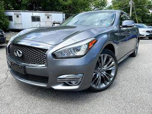 2017 Infiniti Q70L for sale at Rockland Automall - Rockland Motors in West Nyack NY