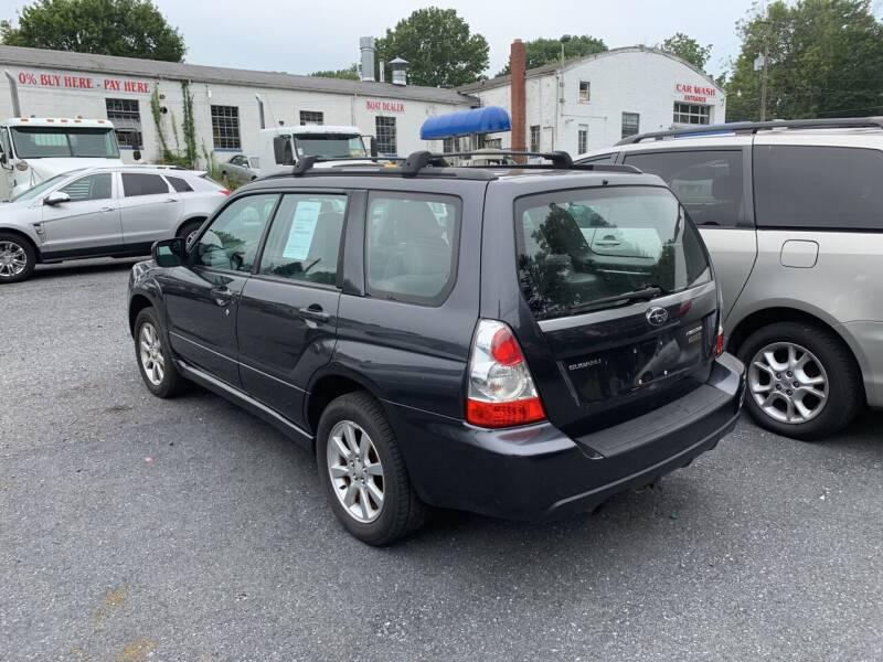 2008 Subaru Forester AWD 2.5 X Premium Package 4dr Wagon 4A - Harrisburg PA