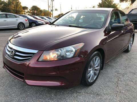 2011 Honda Accord for sale at Capital Motors in Raleigh NC
