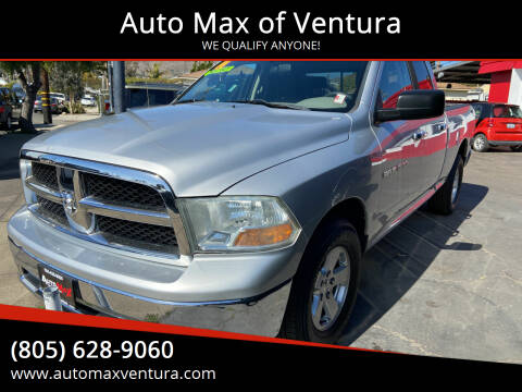 2011 RAM Ram Pickup 1500 for sale at Auto Max of Ventura in Ventura CA