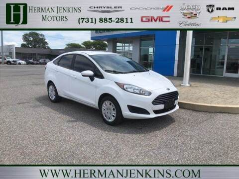2017 Ford Fiesta for sale at Herman Jenkins Used Cars in Union City TN