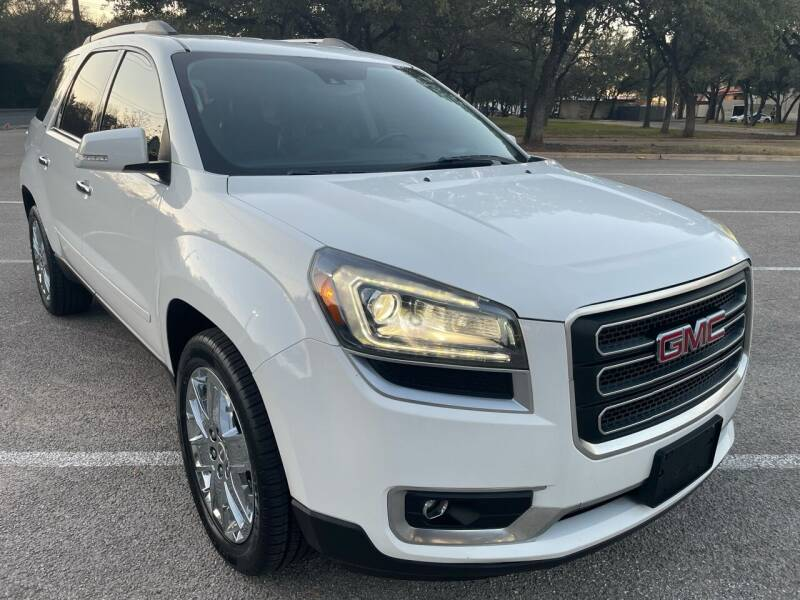 2017 GMC Acadia Limited for sale at PRESTIGE AUTOPLEX LLC in Austin TX