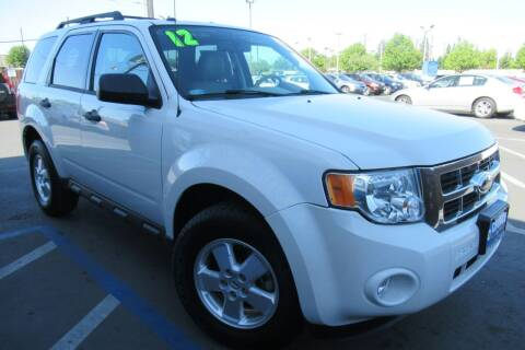 2012 Ford Escape for sale at Choice Auto & Truck in Sacramento CA