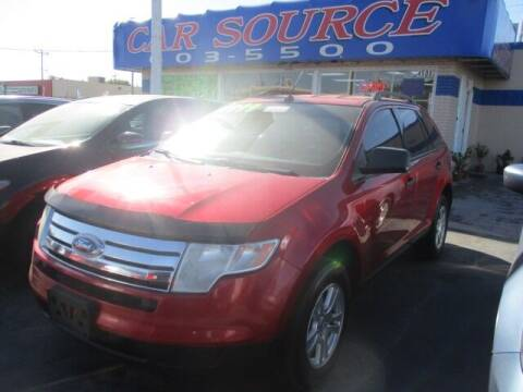 2010 Ford Edge for sale at CAR SOURCE OKC - CAR ONE in Oklahoma City OK