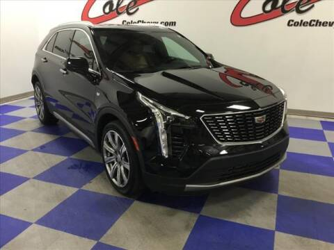 2019 Cadillac XT4 for sale at Cole Chevy Pre-Owned in Bluefield WV