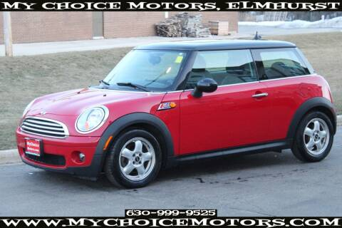 2010 MINI Cooper for sale at Your Choice Autos - My Choice Motors in Elmhurst IL